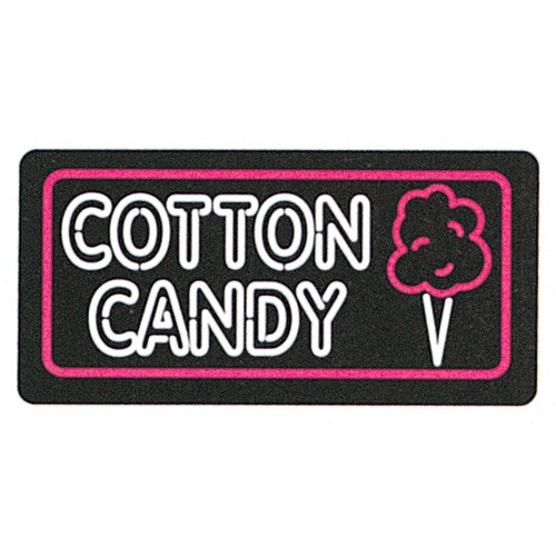 Cotton Candy Lighted Sign - 3984